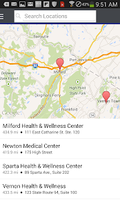 Be Well -Newton Medical Center - screenshot thumbnail