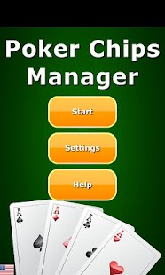 Poker Chips Manager