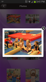 Barron Gymnastics- screenshot thumbnail