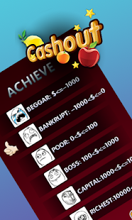 Lucky Fruit Cashout ~777 Slot~- screenshot thumbnail