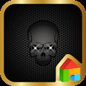skull chic dodol theme icon