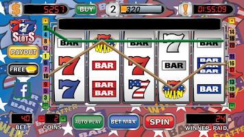 Screenshot of Triple 7 Cash Slot Machine
