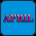 April doo-dad logo