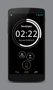 Dev it - darkroom timer- screenshot thumbnail