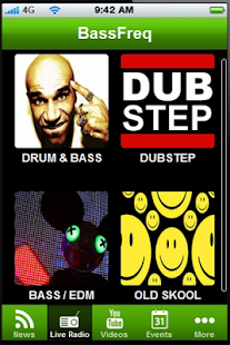 BASSFREQ - screenshot thumbnail
