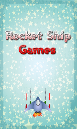 Rocket Ship Games For Kids