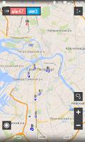 Screenshot of Автобусы СПб