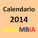 Calendario 2 Festivos Colombia icon