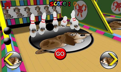 Dog bowling for kids  screenshots 4