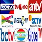 Semua Saluran TV Indonesia