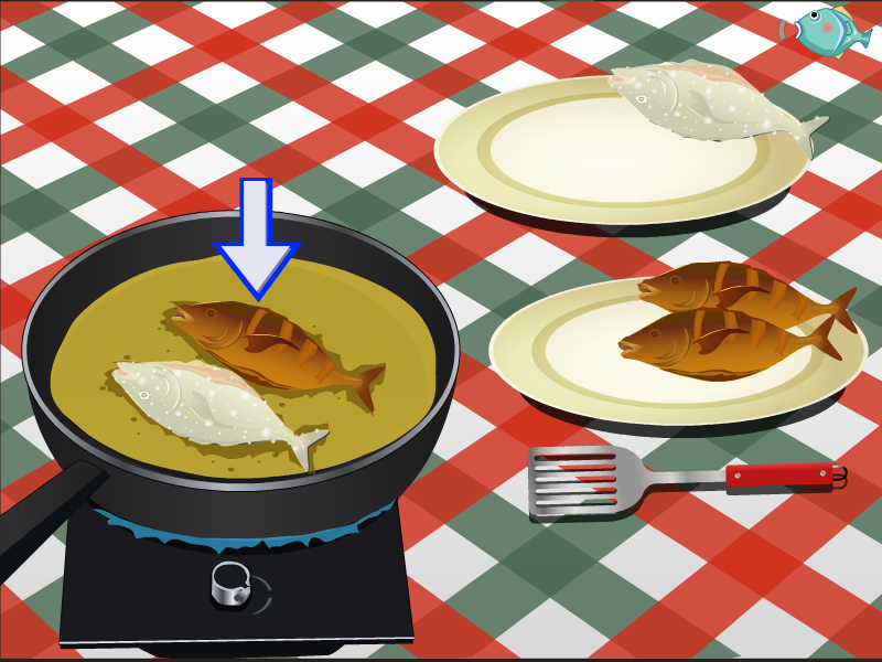 Finland Fish Cooking- screenshot