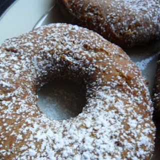 Apple Cider Spice Donuts.
