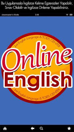 Just English ile İngilizce