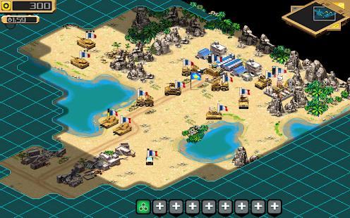 Desert Stormfront LITE - RTS Screenshot 28