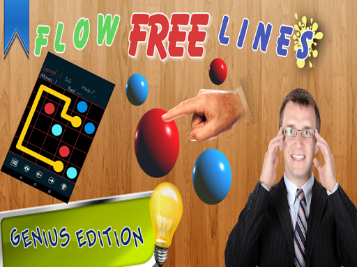 Flow Free Lines:Genius Edition