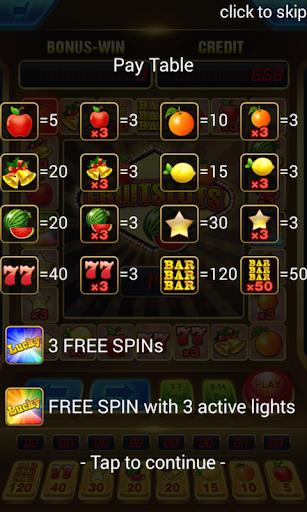 Fruit Slots Classic 1.3.0 screenshots 5