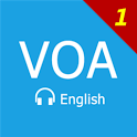 Learn English with VOA1 icon