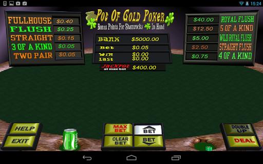 Pot of Gold Poker