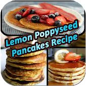 Poppyseed Pancakes Recipe