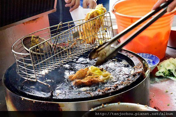 重慶豆漿 (炸蛋餅)