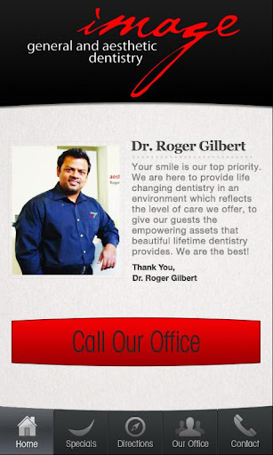 myDentist - Dr. Roger Gilbert