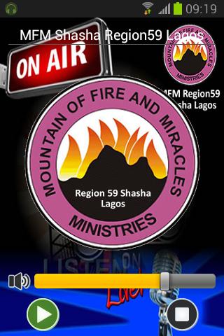 MFM Shasha Region59 Lagos