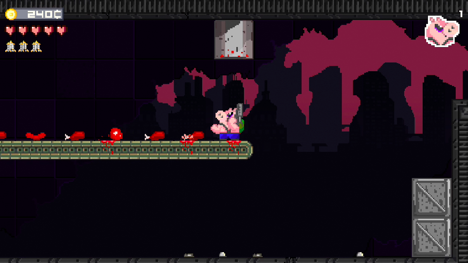 Ammo Pigs- screenshot
