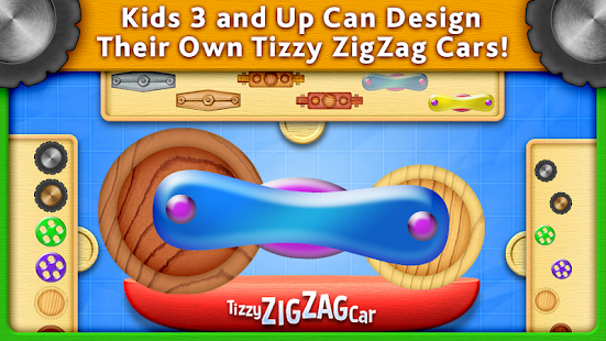 Tizzy ZigZag Cars (Full)- screenshot thumbnail