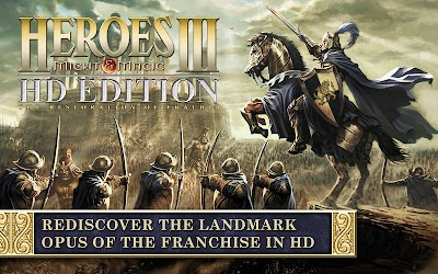 Heroes of Might & Magic III HD v1.1.6 APK 1
