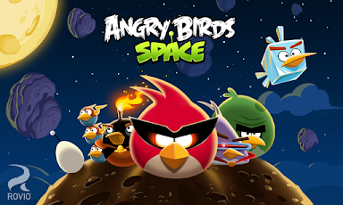 Angry Birds Space HD Screenshot 5