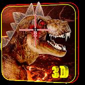 Dinosaur Deadly War: Shooting