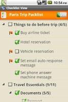 Screenshot of Checkmark To Do | Task List