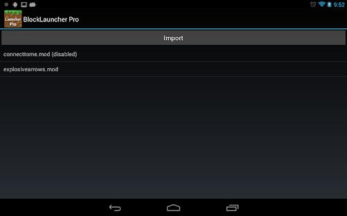 Screenshot 2 BlockLauncher Pro 1.22.1 APK PAID