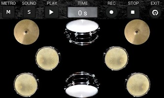 Screenshot of Studio music - garage band