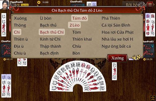 Chu1eafn Su00e2n u0110u00ecnh - Chan Pro  gameplay | by HackJr.Pw 12
