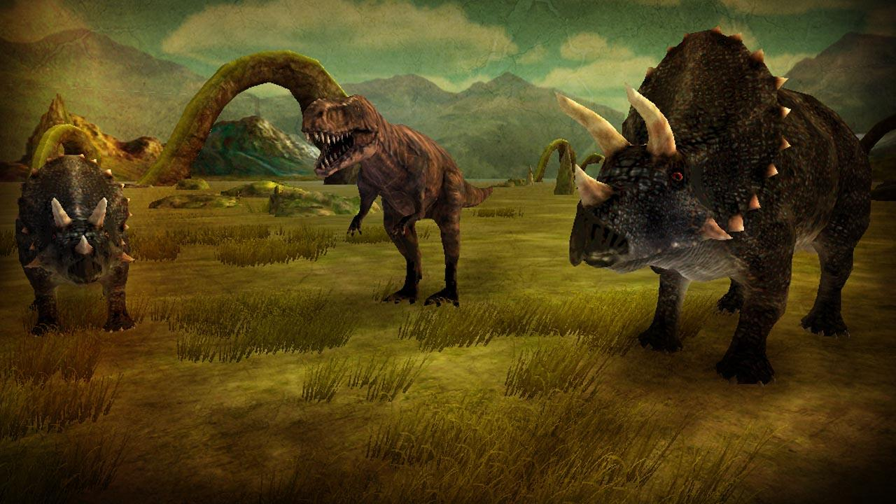JURASSIC HUNT 3D- screenshot