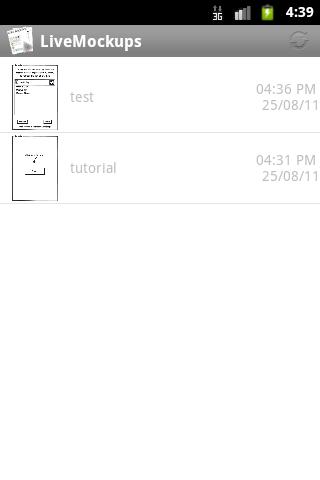 LiveMockups- screenshot