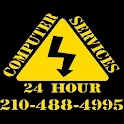 24 Hour Computer Services icon