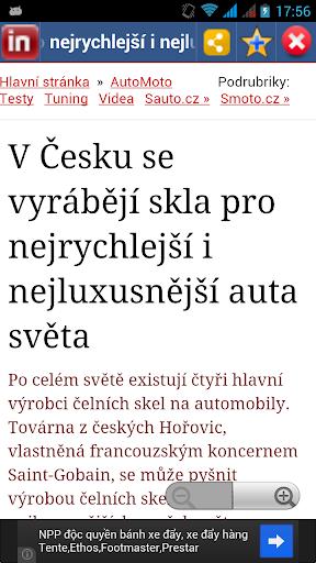 【免費新聞App】Česko Zprávy-APP點子