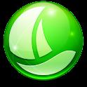 云舟浏览器 logo