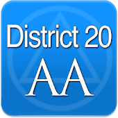 District 20 AA Meetings