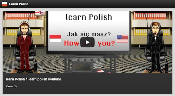 Polish Alphabet & Pronunciation | Mówić po polsku
