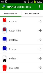 Football Transfer Centre- screenshot thumbnail