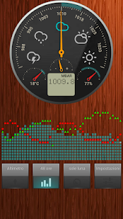 Barometer & Altimeter - screenshot thumbnail