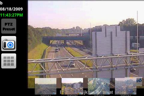 Traffic Cam Viewer - screenshot