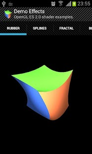 OpenGL ES 2.0 Demos