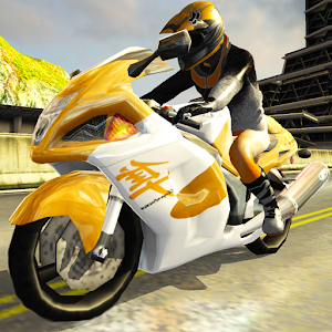 Dream Bike Turbo Sprint 3D 賽車遊戲 App LOGO-APP試玩