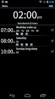 Screenshot of I Can't Wake Up!