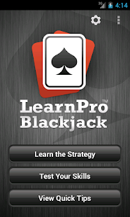 Learn Pro Blackjack Trainer™- screenshot thumbnail