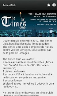 The Times Club - screenshot thumbnail